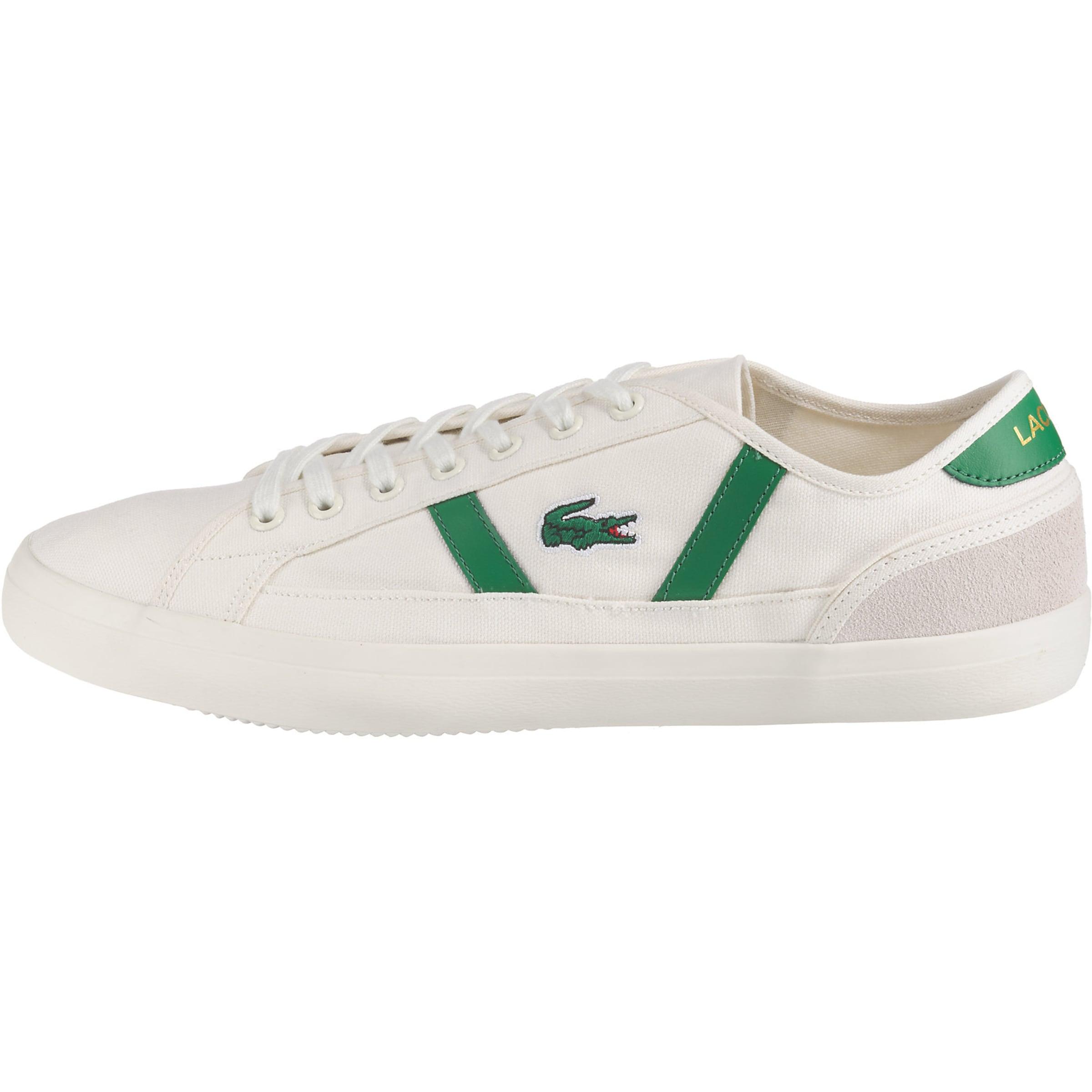 Lacoste 4 119 In Cma' Sneaker GrünWeiß 'sideline b6Y7yfg