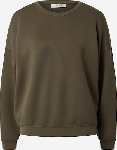 MOSS COPENHAGEN Sweatshirt 'Ima' in grün, Produktansicht