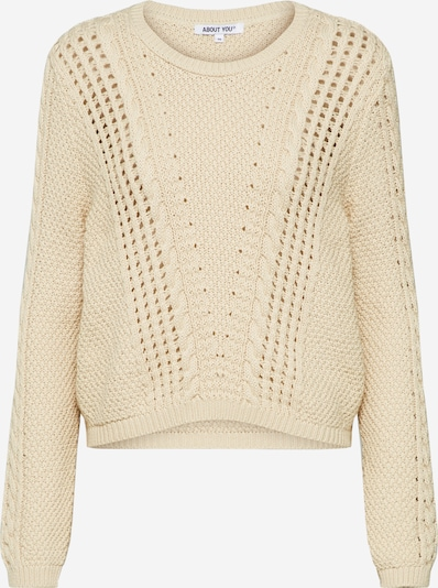 ABOUT YOU Pullover 'Nala' in creme, Produktansicht