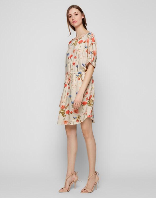 mbym Kleid mit Blumenprint 'Courage'