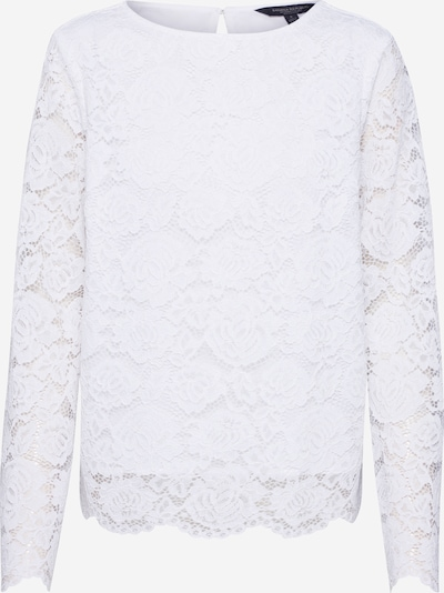 Banana Republic Blusenshirt 'J CO LS OCCASION LACE TOP MATCHBACK' in weiß, Produktansicht