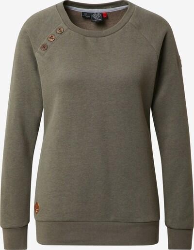 Ragwear Sweatshirt 'Daria' in oliv, Produktansicht