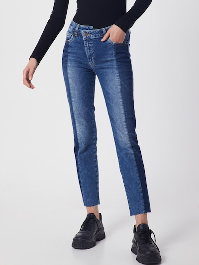 Mavi Jeans 'DARIA BLOCKING' in blue denim, Modelansicht