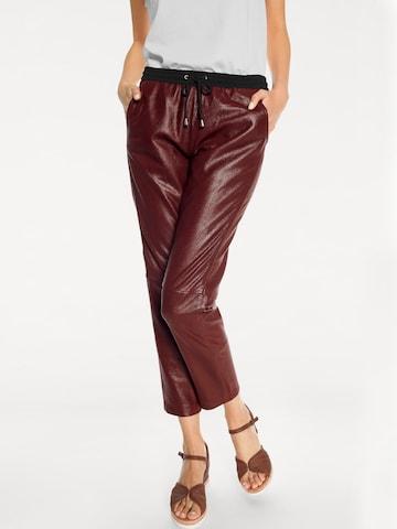 heine Bukse i brun