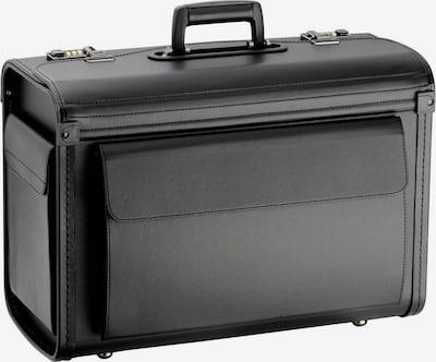 D&N Pilotenkoffer in de kleur Zwart, Productweergave