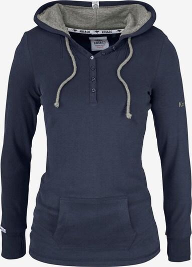 KangaROOS Kapuzenshirt in navy, Produktansicht