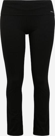 Only Play Curvy Sporthose in schwarz, Produktansicht