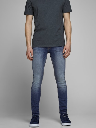 JACK & JONES Jeans in blue denim, Modelansicht