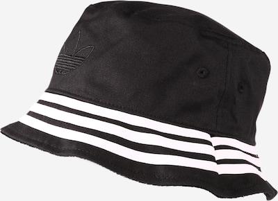 ADIDAS ORIGINALS Hut in schwarz / weiß, Produktansicht