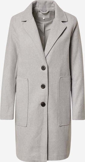 VILA Between-seasons coat in mottled grey, Item view