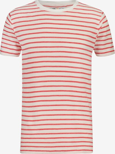 Shiwi Shirt 'Breton' in rot / weiß, Produktansicht
