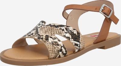 MTNG Sandale 'PALMIRA' in hellbraun, Produktansicht
