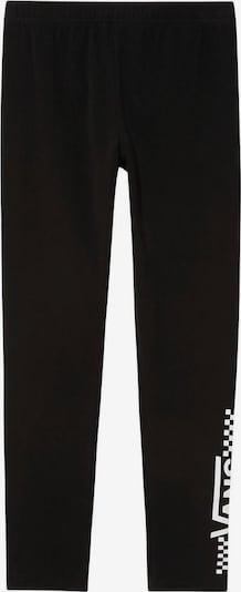 VANS Leggings in schwarz / weiß, Produktansicht
