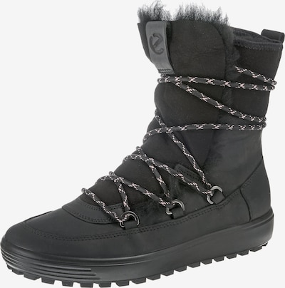 ECCO Snowboots 'Soft 25' in de kleur Zwart, Productweergave