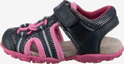 GEOX Sandalen 'ROXANNE' in blau / pink, Produktansicht