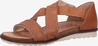 REMONTE Sandale in karamell, Produktansicht
