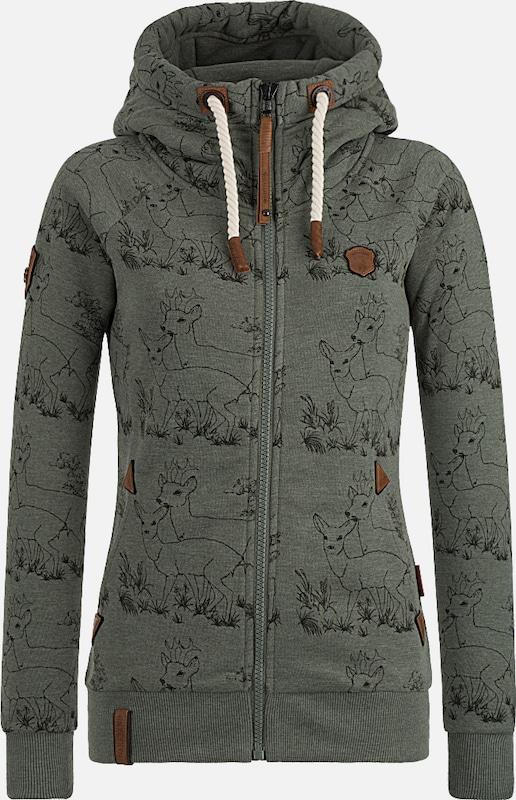 naketano Female Zipped Jacket 'Zbigniew'