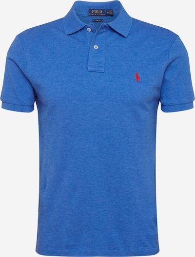 POLO RALPH LAUREN Poloshirt 'SSKCSLM1-SHORT SLEEVE-KNIT' in blau, Produktansicht