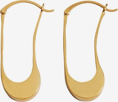 MANGO Oorbellen in de kleur Goud, Productweergave