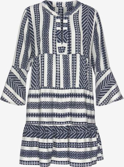 VENICE BEACH Blusenkleid in blau / weiß, Produktansicht
