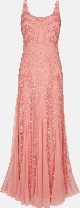 Ashley Brooke By Heine Evening Sequined Dress