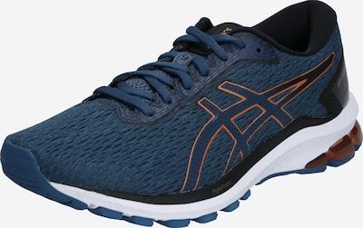 ASICS Laufschuh 'GT-1000 9' in dunkelblau / bronze, Produktansicht