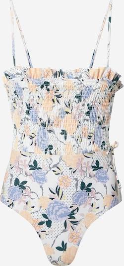 BeckSöndergaard Badpak 'Sitella Smock' in de kleur Gemengde kleuren / Wit, Productweergave