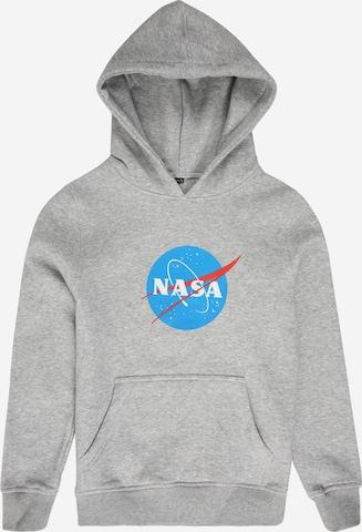 Mister Tee Sweatshirt 'NASA' in Grau