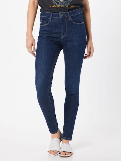Pepe Jeans Džinsi 'Regent' pieejami zils džinss: Priekšējais skats