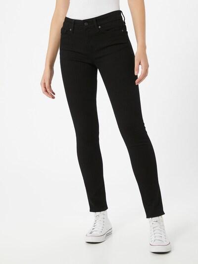 Kings Of Indigo Jeans 'Juno' in schwarz, Modelansicht