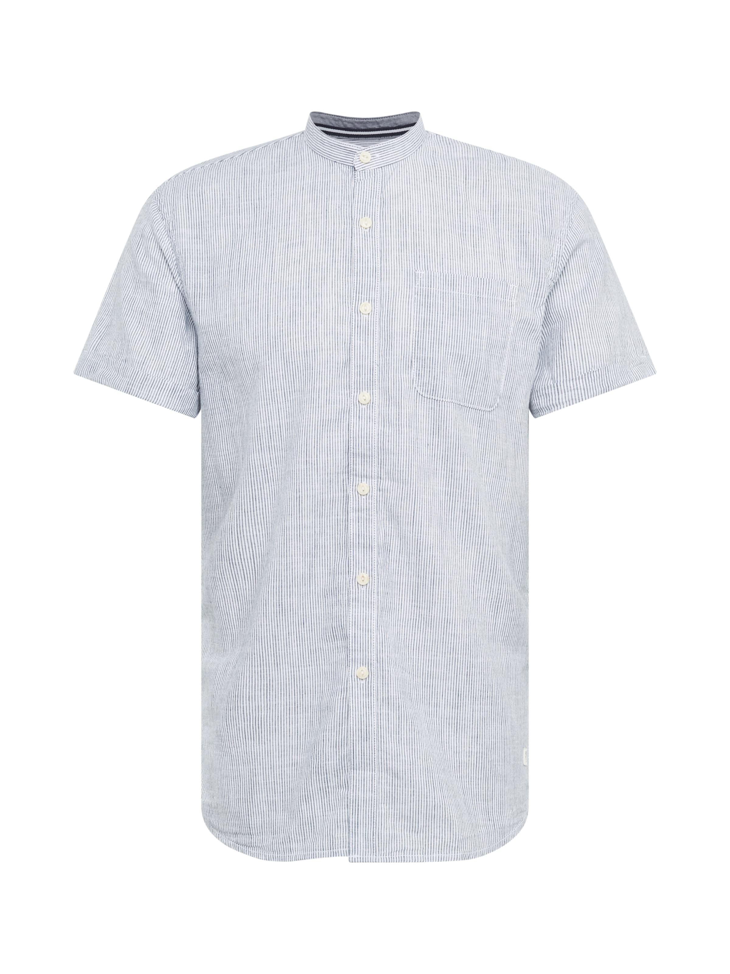 BlauWeiß Hemd Tom Tailor In Denim TFKJ3l1cu