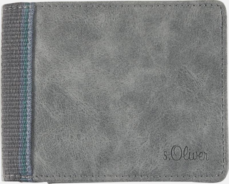 s.Oliver RED LABEL Portemonnaie mit Deko-Borte