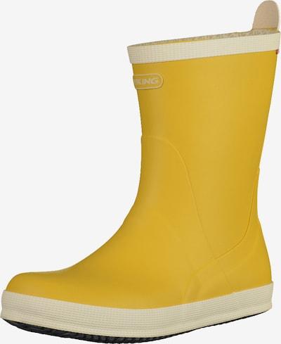 VIKING Stiefel 'Seilas' in limone / weiß, Produktansicht