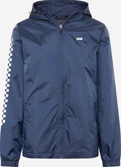 VANS Prijelazna jakna 'GARNETT' u mornarsko plava / bijela, Pregled proizvoda