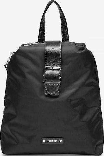 Picard Rucksack 'Sonja' in schwarz, Produktansicht