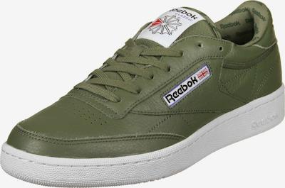 REEBOK Schuhe 'Club C 85 SO' in dunkelgrün, Produktansicht