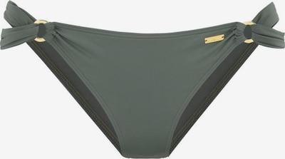 LASCANA Bas de bikini en olive, Vue avec produit