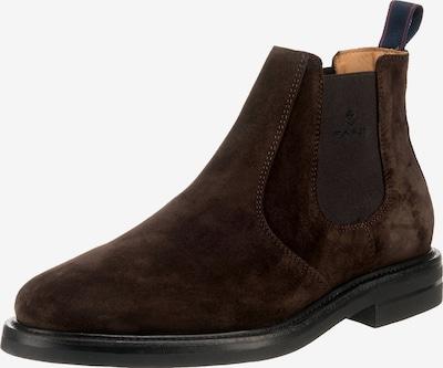 GANT Chelsea Boots 'Fargo' in dunkelbraun, Produktansicht