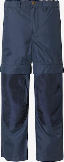 FINKID Outdoorhose 'URAKKA' in blau, Produktansicht