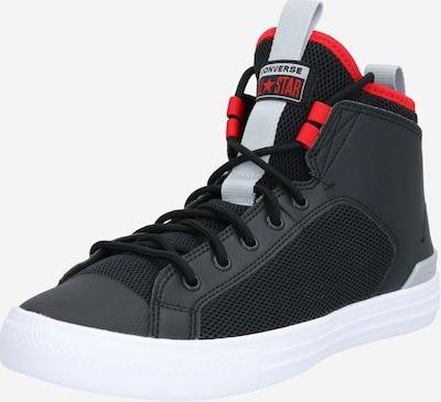 CONVERSE Sneaker 'CHUCK TAYLOR ALL STAR ULTRA - MID' in grau / schwarz / weiß, Produktansicht