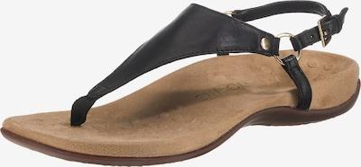Vionic Sandalen 'Kirra' in schwarz, Produktansicht