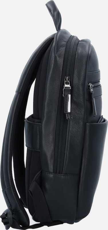 SAMSONITE Formalite LTH Business Rucksack Leder 38 cm Laptopfach