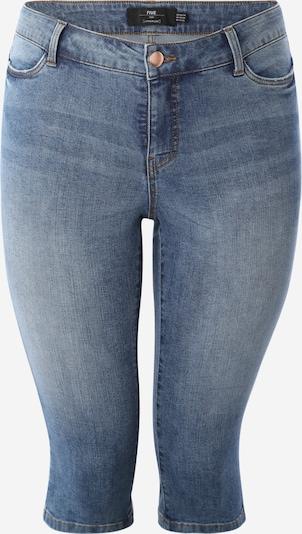 Junarose Jeans in de kleur Blauw denim, Productweergave