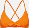 LeGer by Lena Gercke Bikinitop 'Luna' in orange