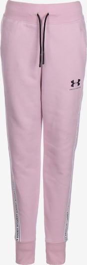 UNDER ARMOUR Jogginghose in pink, Produktansicht
