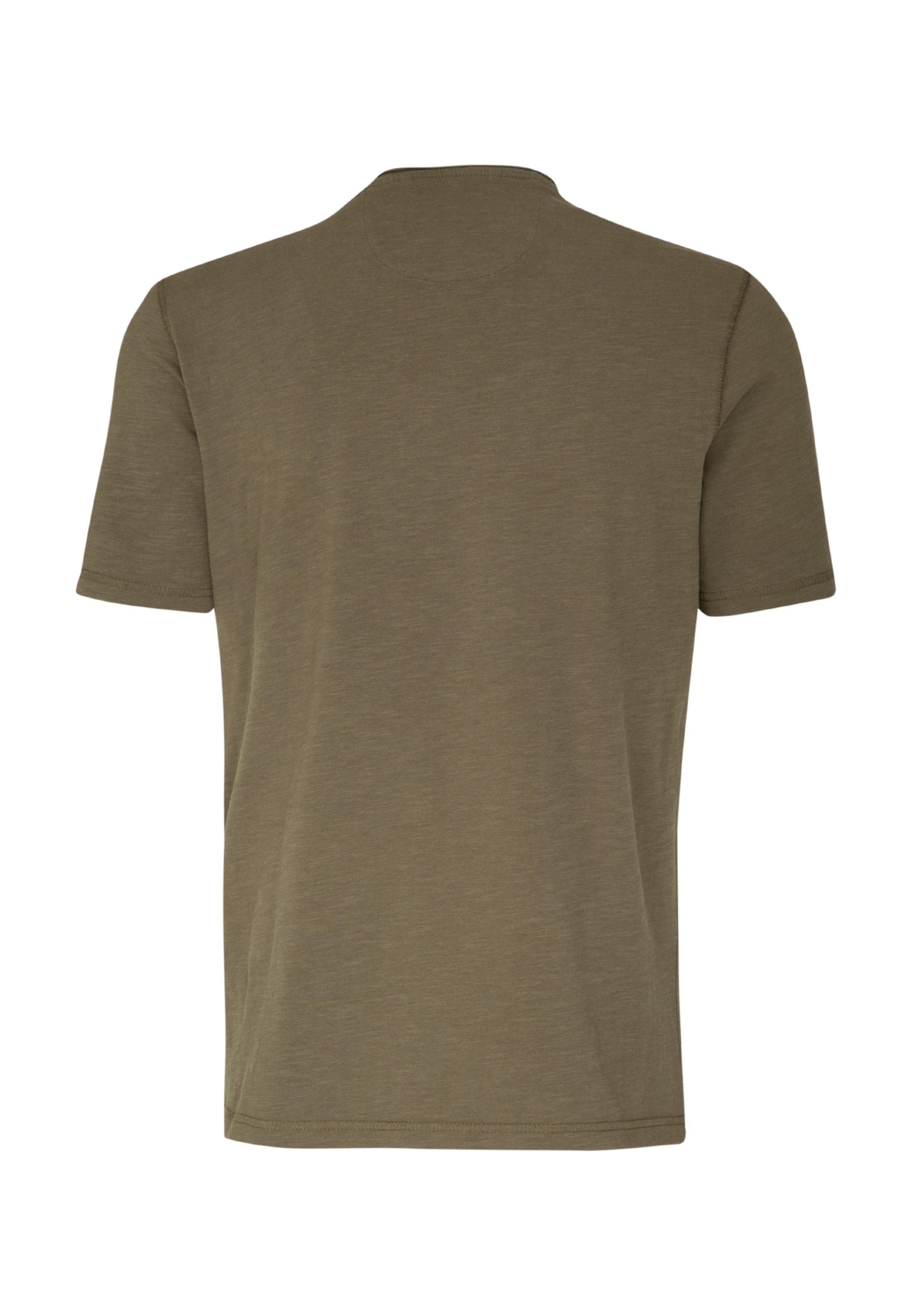 Camel ' T shirt In Active Oliv QsrCthdx