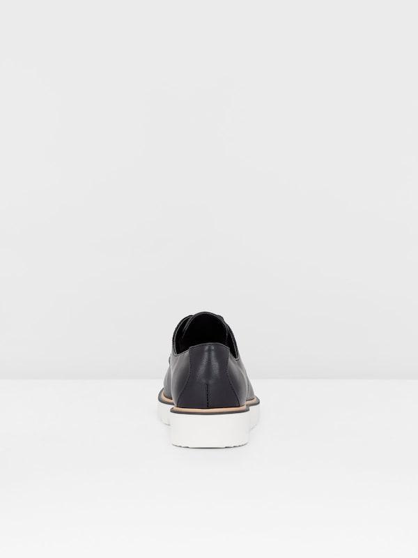 Bianco Schnür Schuhe
