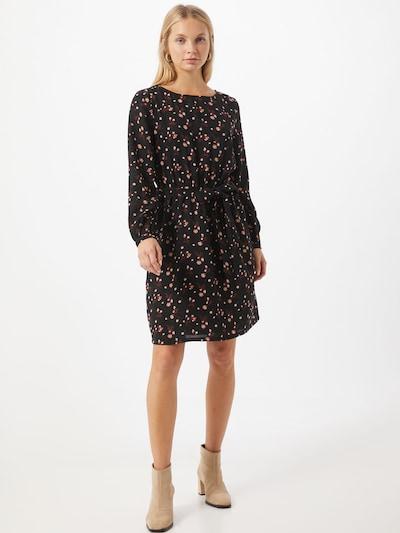 ABOUT YOU Kleid 'Caja' in mischfarben / schwarz, Modelansicht