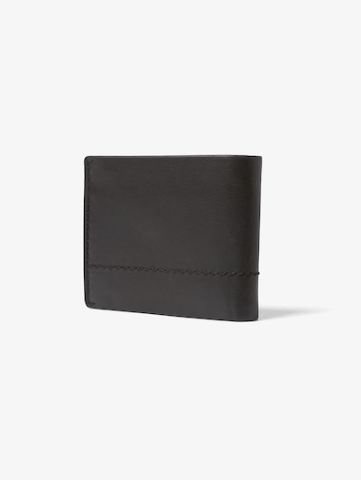 TOM TAILOR Geldbörse 'Kai' in schwarz, Produktansicht