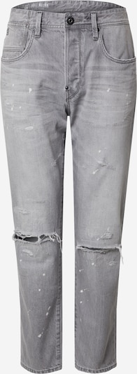 G-Star RAW Jean en gris denim: Vue de face